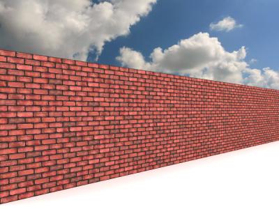 Side Of Brick Wall